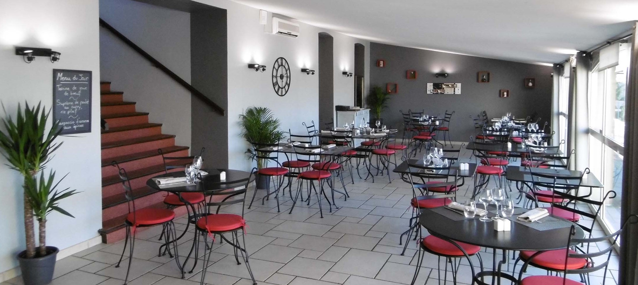 Restaurant Le Macis, à Sainte Hermine