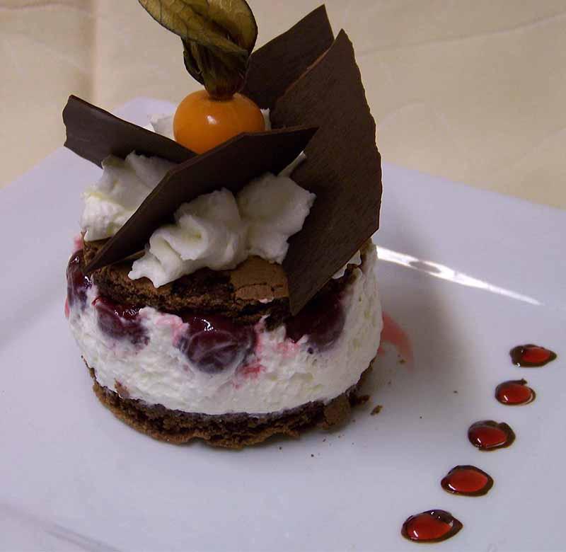 Dessert frais et 100% maison, Le Macis